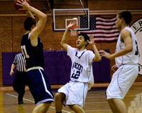 Ironwood Ridge vs Rincon Basketball