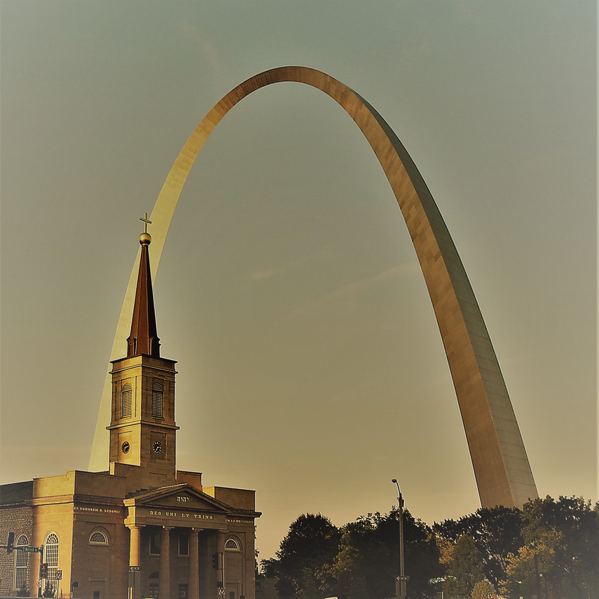 The Gateway Arch, Saint Louis