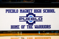 Pueblo vs Empire Basketball December 2014